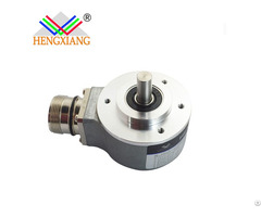 Sj50 Absolute Solid Shaft Encoder With Cheap Price Gray Code 360ppr