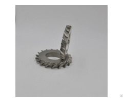 Lost Wax Precision Metal Casting Impeller