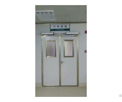 High Quality Sliding Hospital Door