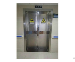 Stainless Steel X Ray Room Lead Lined Door