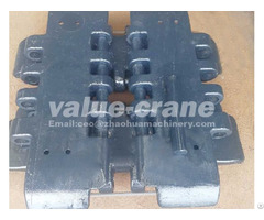 Track Shoes Pads For Fuwa Quy130a Crawler Cranes