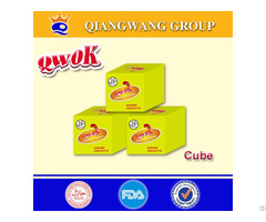4g 25 80 Mix Seasoning Halal Shrimp Crevette Flavour Bouillon Stock Cube