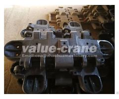 China Oem Supplier American 700 Serial Track Pads For Crane Undercarriage Parts
