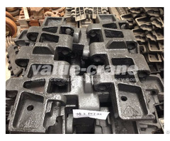 Heat Treatment Durable Ihi Cch300 Track Shoes For Crawler Cranes
