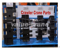 Ihi Cch500 Cch300 Track Shoes For Crane Undercarriage Parts