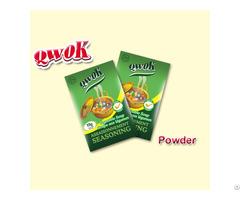 Qwok 10g Vegetable Soup Seasoning Powder