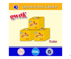 4g Mix Seasoning Chicken Flavour Stock Bouillon Cube
