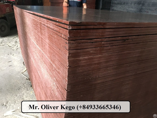 Film Faced Plywood Water Proof For Construction Usage