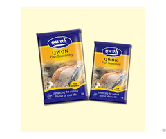 10g Halal Fish Seasoning Bouillon Powder