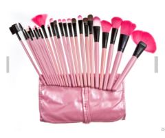 Face Powder Blush Concealers Eye Shadows Make Up Brushes Kit