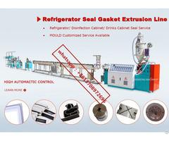 Refrigerator Door Gasket Extruder Machine
