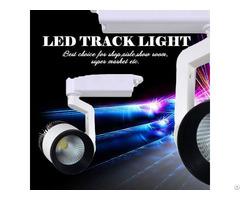 China Manufacturer Durable Adjustable Ultra Bright High Lumen 9w Led Track Lights
