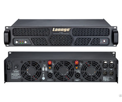 Ps 2800 Smps Professional Power Amplifier 2 800w At 8 Honm