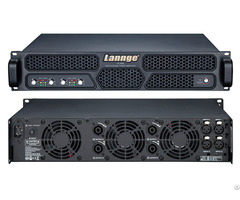 Ps 4800 Smps Professional Power Amplifier 4 800w At 8 Honm