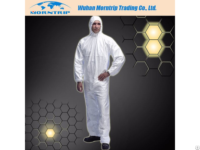 Disposable Protective Working Uniform Coverall