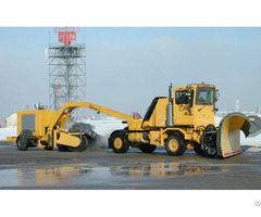 Runway Snow Sweeper