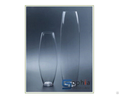 Bullet Glass Vases
