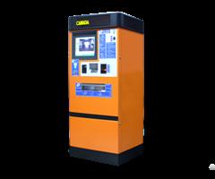 Full Auto Parking Ticket Machine In Stanstile Steel
