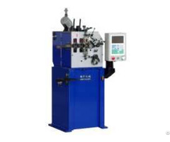 Product Two Axles High Speed Compression Spring Forming Machine For 0 2 1 2mm Wire