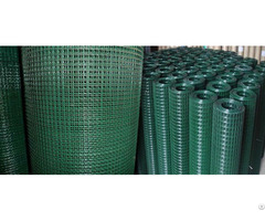 Electro Pvc Welded Metal Netting For Fence