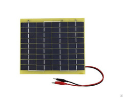 5w High Quality Epoxy Resin Encapsulation Solar Panels
