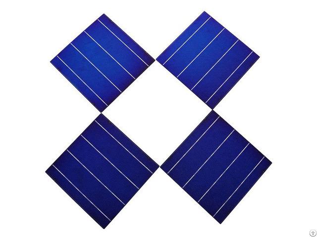 82w 156 X 156mm Solar Cells Diy Kits