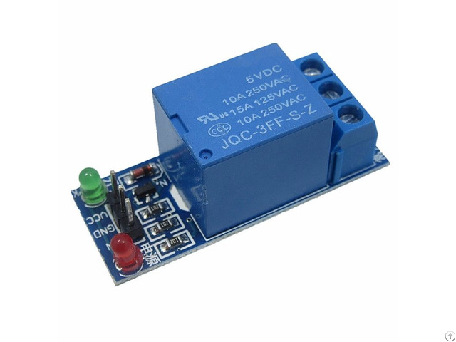 5v 12v 24v Low Level Trigger Relay Expansion