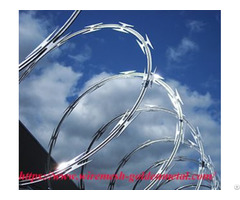 Razor Barbed Wire In Stock Your Supply Partner Order Now