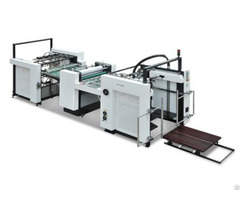 Automatic Paper Embossing Machine Model Yw E