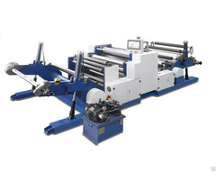 Automatic Roll Type Embossing Machines Model Yw Az