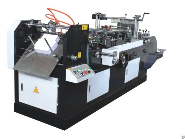 Envelope Paste Machine Model Zf 400b
