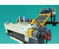Automatic Rotary Spindleless Peeling Machine For Plywood Production Line