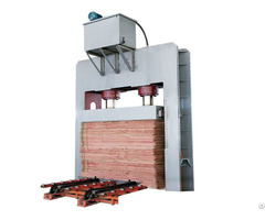 Hydraulic Pre Press Machine For Plywood