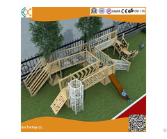 Amusement Equipment Outdoor Larger Playground