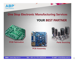 Ems For Pcb Assembly Components Sourcing