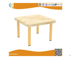 Kindergarten School Furniture Wooden Table