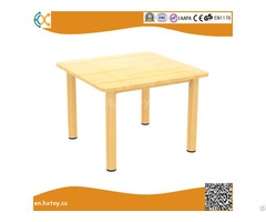 Kindergarten School Furniture Table For Children