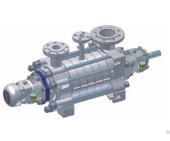 Api610 Bb4 Multistage High Pressure Pump