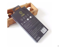 Wholesale Pvc Plastic Box Packaging For Cell Phone Case