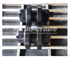 Track Bottom Rollers For Nippon Sharyo D308 D408 Crawler Cranes