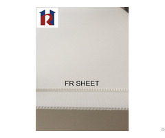 Flame Retardant Pp Corrugated Sheet Manufacturer