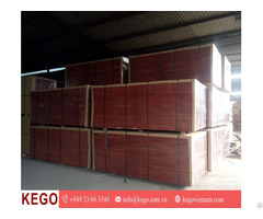 Film Faced Shuttering Plywood To Thailand Market