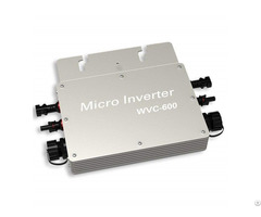 600w Mppt Waterproof Grid Tie Inverter Dc 24v 110v