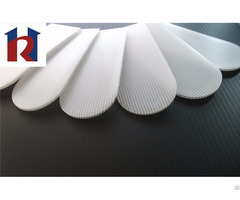 Recyclable Transparent 1820mm 910 2 5mm Colorful Pp Solid Board Corrugated Plastic Roofing Sheets