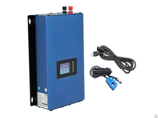 1000w Auto Switch Mppt Solar Grid Tie Inverter Power Limiter