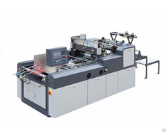 Zkt 700 High Speed Window Patching Machine