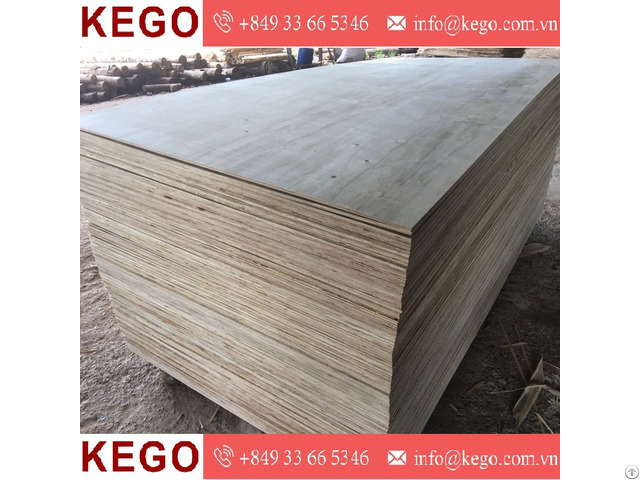 Vietnamese Packing Plywood Affordable Price And High Quality