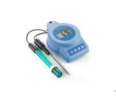 Portable Ph And Temperature Meter