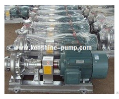 High Temperature Fluids Pump
