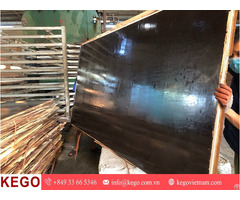 Film Faced Shuttering Plywood Best Quality To Asia Market